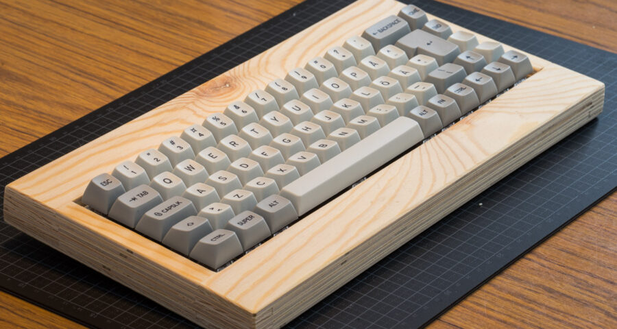DIY – The Endgame Keyboard