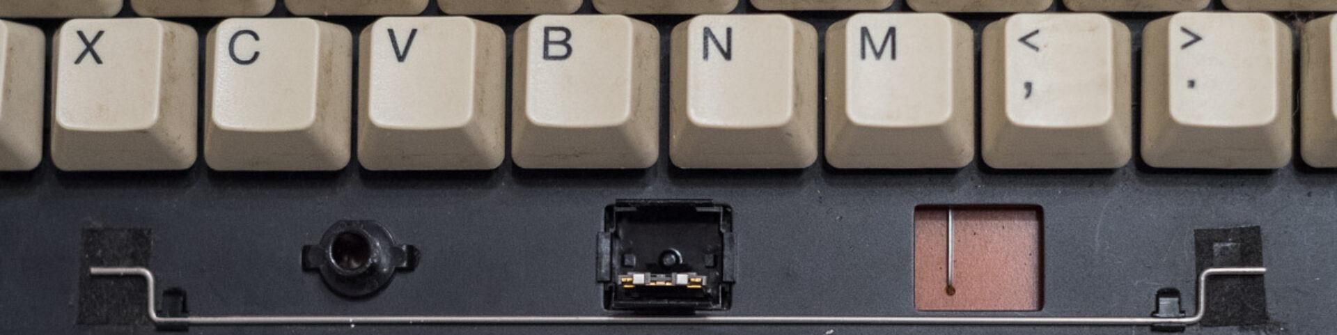 The Endgame Keyboard
